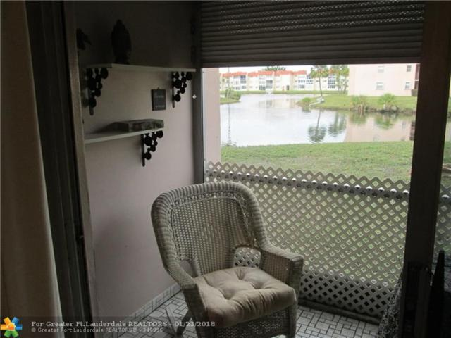 2751 Sunrise Lakes Dr #101, Sunrise, FL 33322 (MLS #F10104214) :: Green Realty Properties