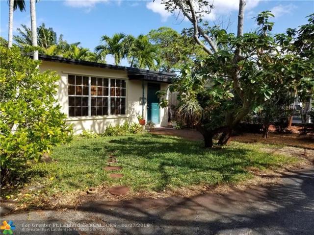 1399 NE 38th St, Oakland Park, FL 33334 (MLS #F10104829) :: Green Realty Properties