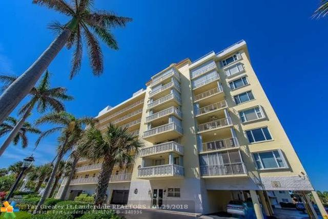 3114 S Ocean Blvd #311, Highland Beach, FL 33487 (MLS #F10105094) :: Green Realty Properties