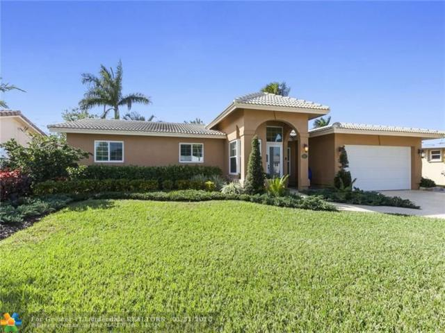 5811 NE 20th Ter, Fort Lauderdale, FL 33308 (MLS #F10105282) :: Green Realty Properties