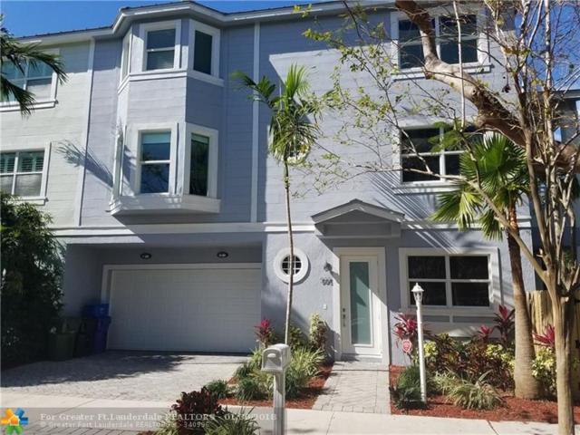 505 NE 15th Ave #1, Fort Lauderdale, FL 33301 (MLS #F10105298) :: Castelli Real Estate Services