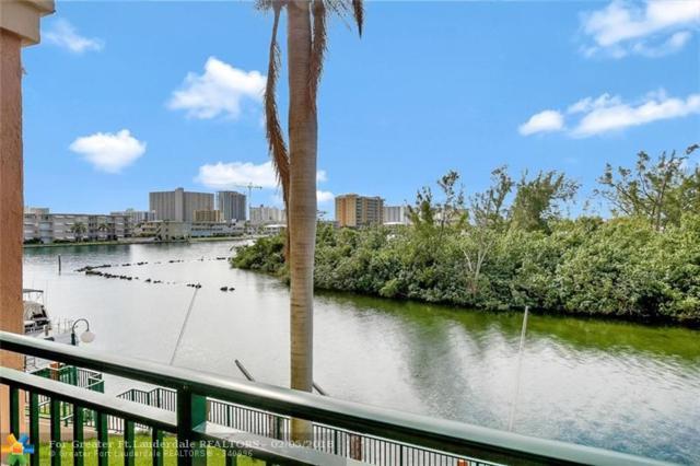 2880 NE 14 St Cswy #213, Pompano Beach, FL 33062 (MLS #F10105315) :: Green Realty Properties