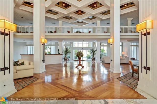 2100 S Ocean Ln #1612, Fort Lauderdale, FL 33316 (MLS #F10105333) :: Green Realty Properties
