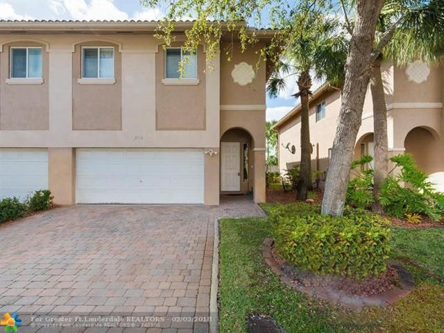 2753 Treasure Cove Cir #2753, Fort Lauderdale, FL 33312 (MLS #F10105522) :: Green Realty Properties