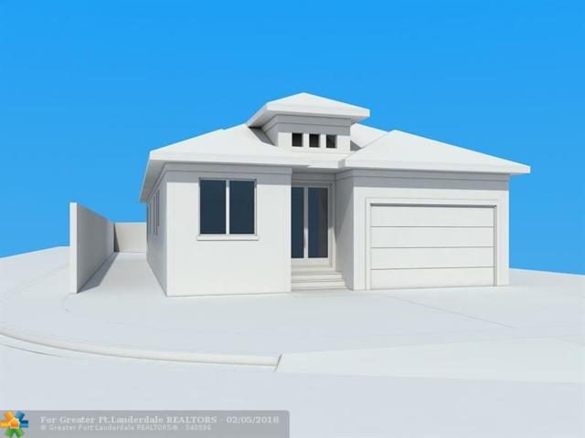 200 E 18, Oakland Park, FL 33334 (MLS #F10105584) :: Green Realty Properties