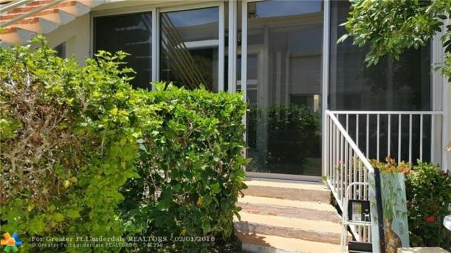 901 N Birch Rd 7D, Fort Lauderdale, FL 33304 (MLS #F10106762) :: Green Realty Properties