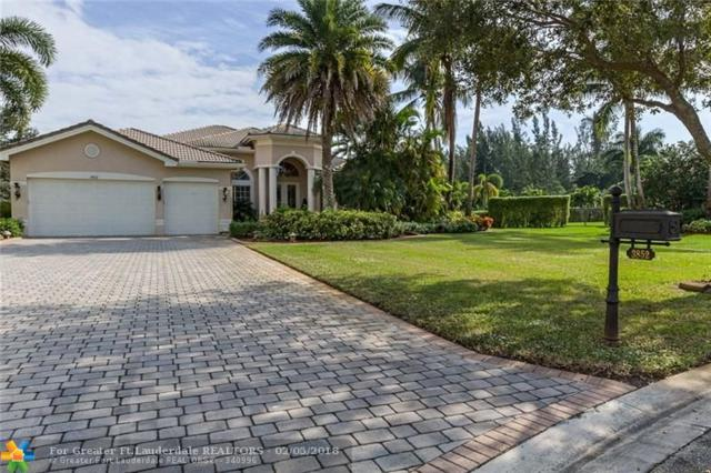 3852 Churchill Downs Dr, Davie, FL 33328 (MLS #F10106834) :: Laurie Finkelstein Reader Team