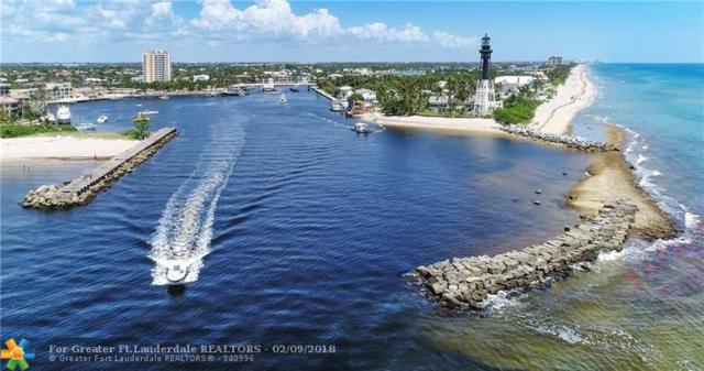 1786 Bay Dr #1786, Pompano Beach, FL 33062 (MLS #F10107000) :: Green Realty Properties