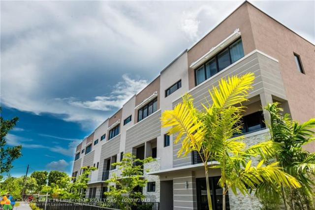835 NE 17th Ter #11, Fort Lauderdale, FL 33304 (MLS #F10107149) :: Green Realty Properties