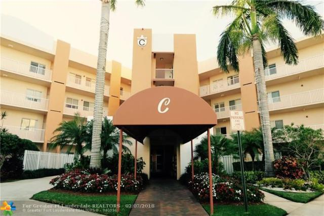 7735 Yardley Dr #312, Tamarac, FL 33321 (MLS #F10107209) :: Green Realty Properties
