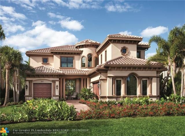 7817 Blue Sage Way, Parkland, FL 33076 (MLS #F10107373) :: The Dixon Group