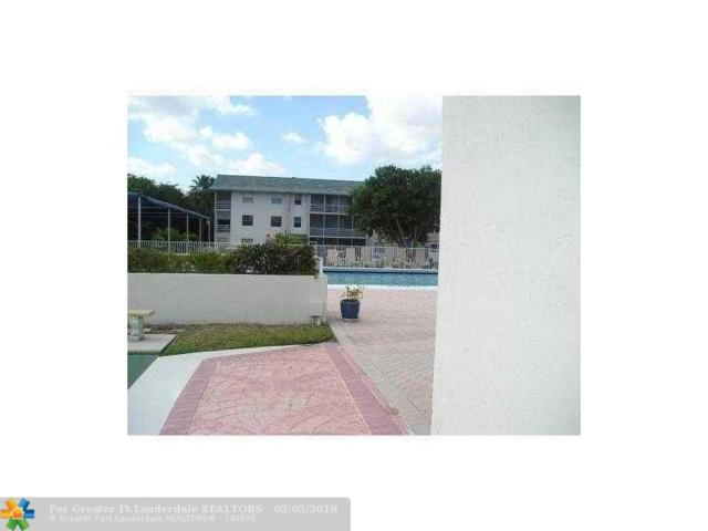 4990 E Sabal Palm Blvd #312, Tamarac, FL 33319 (MLS #F10107384) :: Green Realty Properties