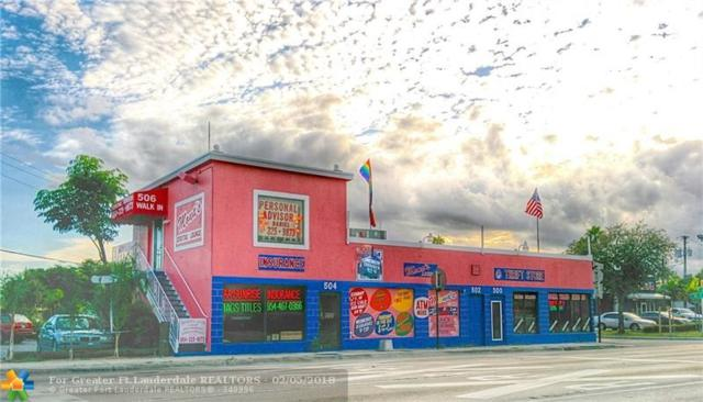 500 E Sunrise Blvd, Fort Lauderdale, FL 33304 (MLS #F10107394) :: Castelli Real Estate Services