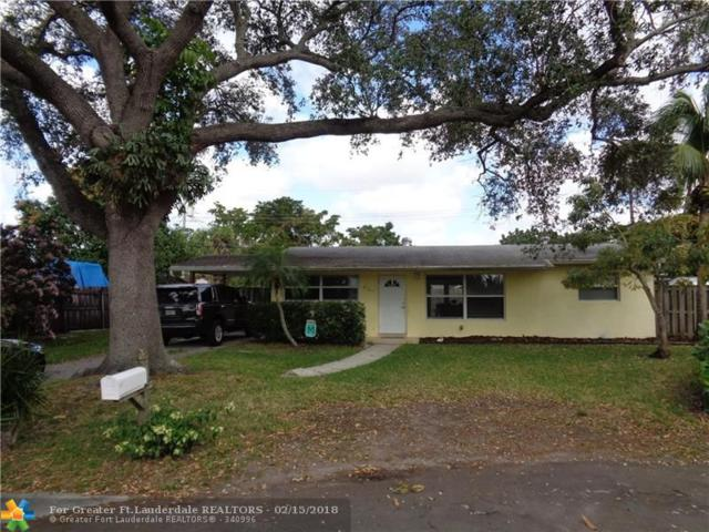 5141 SW 13th Ct, Plantation, FL 33317 (MLS #F10107479) :: Green Realty Properties