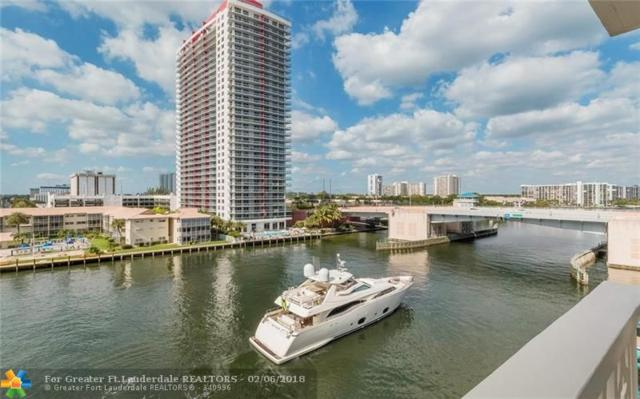 1817 S Ocean Dr #620, Hallandale, FL 33009 (MLS #F10107535) :: Green Realty Properties