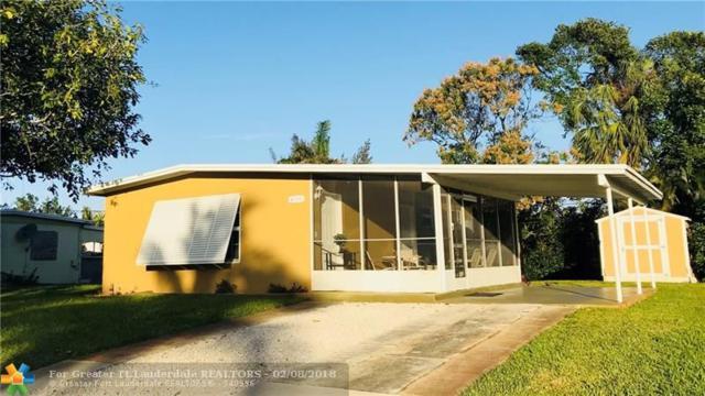 4100 NE 12th Ter, Pompano Beach, FL 33064 (MLS #F10108057) :: Green Realty Properties