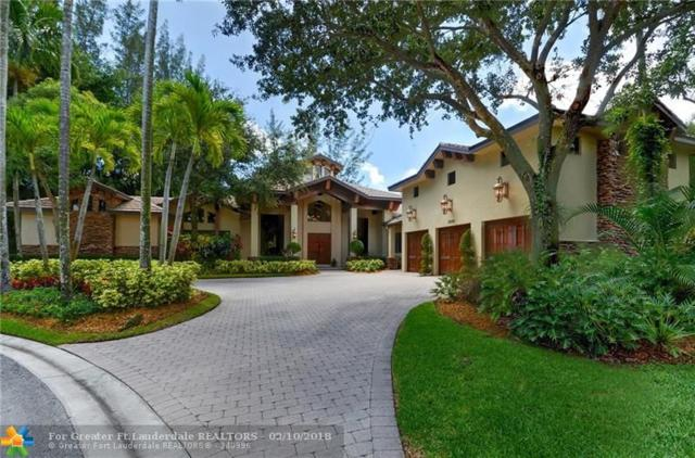 8888 Pinebrook Ct, Parkland, FL 33067 (MLS #F10108314) :: Green Realty Properties