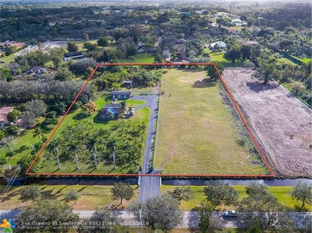 5450 Volunteer Rd, Southwest Ranches, FL 33330 (MLS #F10108468) :: United Realty Group