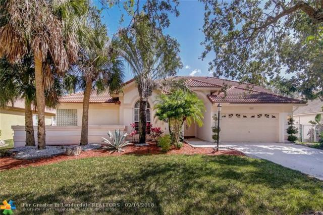 4233 NW 81st Ter, Coral Springs, FL 33065 (MLS #F10108575) :: Green Realty Properties