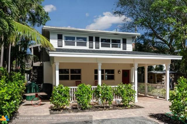 909 SE 9th St, Fort Lauderdale, FL 33316 (MLS #F10108598) :: The O'Flaherty Team