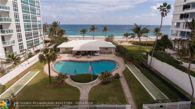 1431 S Ocean Blvd 80, Pompano Beach, FL 33062 (MLS #F10108639) :: Green Realty Properties