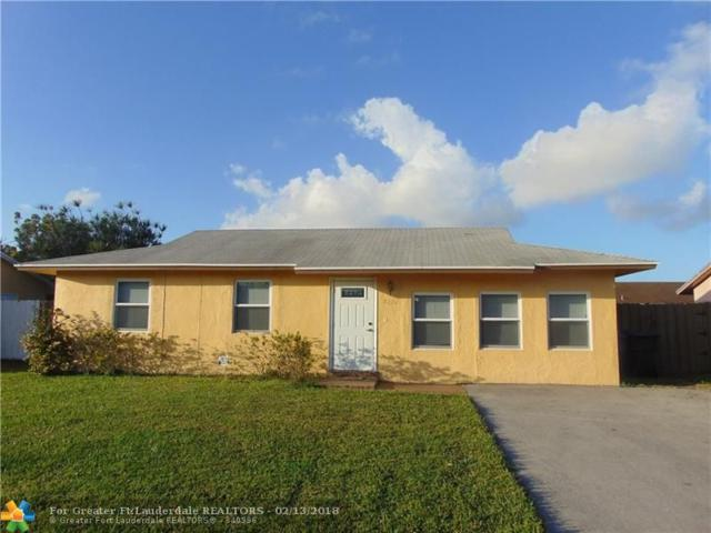 8221 SW 7th Ct, North Lauderdale, FL 33068 (MLS #F10108676) :: Green Realty Properties