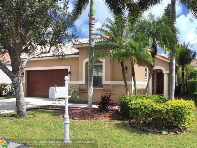5239 NW 112th Way, Coral Springs, FL 33076 (MLS #F10108708) :: Green Realty Properties