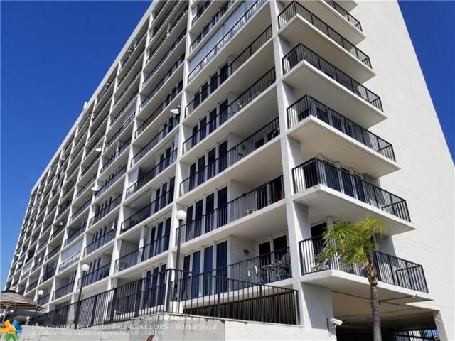 521 N Riverside Dr #307, Pompano Beach, FL 33062 (MLS #F10108741) :: Green Realty Properties