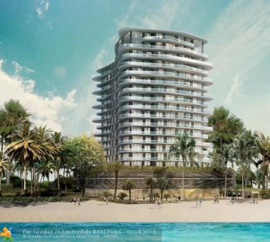 730 N Ocean #405, Pompano Beach, FL 33062 (MLS #F10108841) :: Green Realty Properties