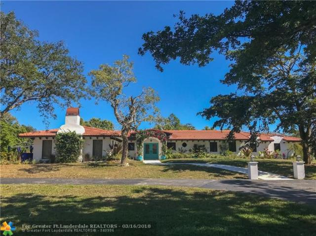 4950 Thoroughbred Ln, Southwest Ranches, FL 33330 (#F10108916) :: The Carl Rizzuto Sales Team