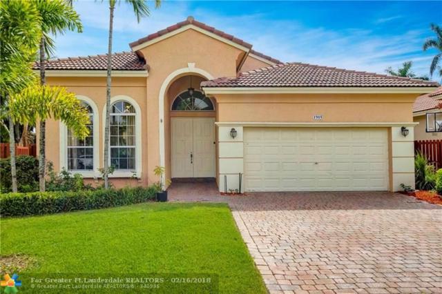 1905 NW 72nd Way, Pembroke Pines, FL 33024 (MLS #F10109020) :: Green Realty Properties