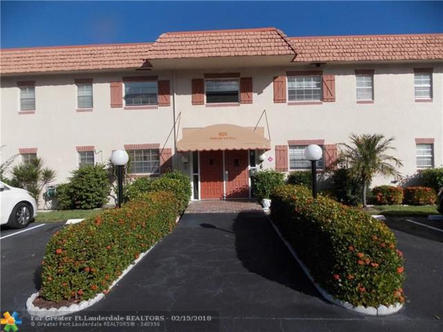 5680 SW 3rd Pl #217, Margate, FL 33068 (MLS #F10109072) :: Green Realty Properties
