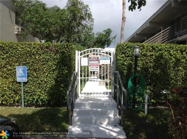901 N Birch Rd A3, Fort Lauderdale, FL 33304 (MLS #F10109150) :: Green Realty Properties