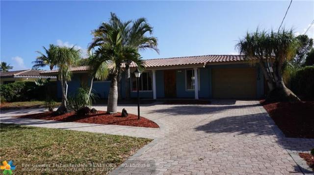 2310 NE 49th St, Lighthouse Point, FL 33064 (MLS #F10109158) :: Green Realty Properties