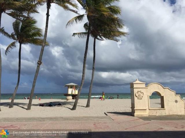 101 N Ocean Dr 411C, Hollywood, FL 33019 (MLS #F10109303) :: Green Realty Properties