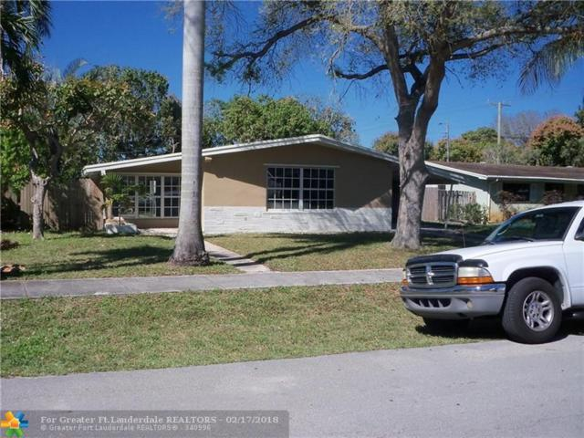 309 NW 43rd Ave, Plantation, FL 33317 (MLS #F10109381) :: United Realty Group