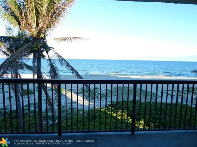 520 N Ocean Blvd. #17, Pompano Beach, FL 33062 (MLS #F10109410) :: Green Realty Properties