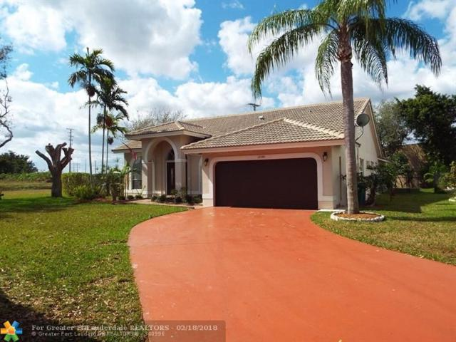 12484 SW 1st St, Coral Springs, FL 33071 (MLS #F10109513) :: United Realty Group