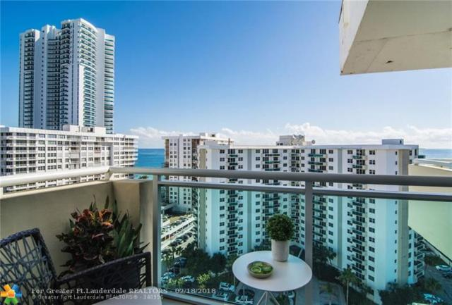 3000 S Ocean Dr #1614, Hollywood, FL 33019 (MLS #F10109524) :: United Realty Group