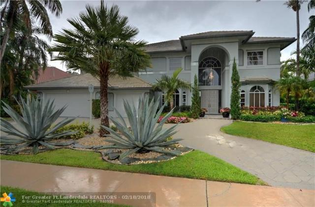710 NW 101st Terrace, Plantation, FL 33324 (MLS #F10109526) :: United Realty Group