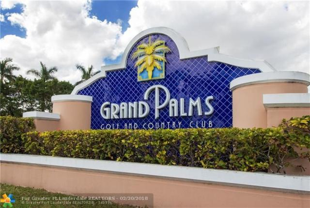 15877 SW 16th St, Pembroke Pines, FL 33027 (MLS #F10109654) :: Green Realty Properties