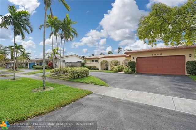 4946 Sarazen Dr, Hollywood, FL 33021 (MLS #F10109739) :: Green Realty Properties