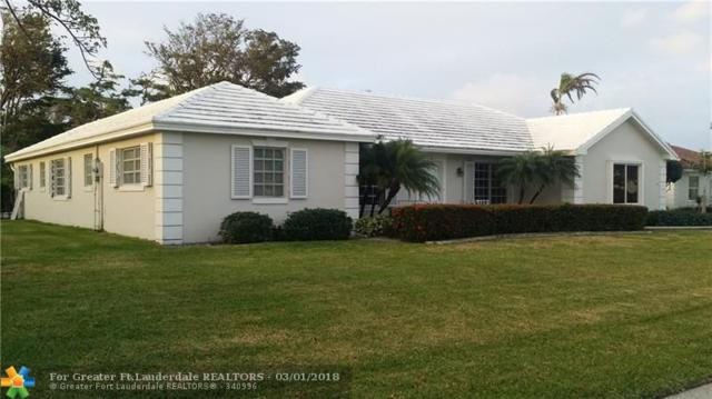 4 Oneida Ln, Sea Ranch Lakes, FL 33308 (MLS #F10109792) :: Green Realty Properties