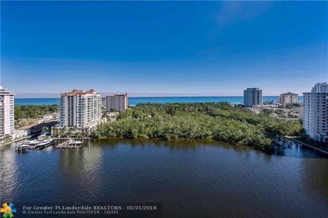 920 Intracoastal Dr #1501, Fort Lauderdale, FL 33304 (MLS #F10109846) :: Green Realty Properties