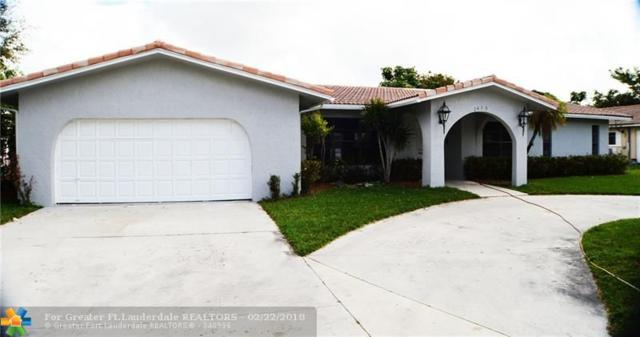 2415 NW 116th Ter, Coral Springs, FL 33065 (MLS #F10110094) :: Green Realty Properties