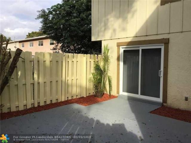 2218 NW 59th Way 63-B, Lauderhill, FL 33313 (MLS #F10110146) :: Green Realty Properties
