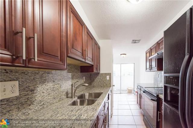 857 NW 80th Ter #10, Plantation, FL 33324 (MLS #F10110155) :: Green Realty Properties
