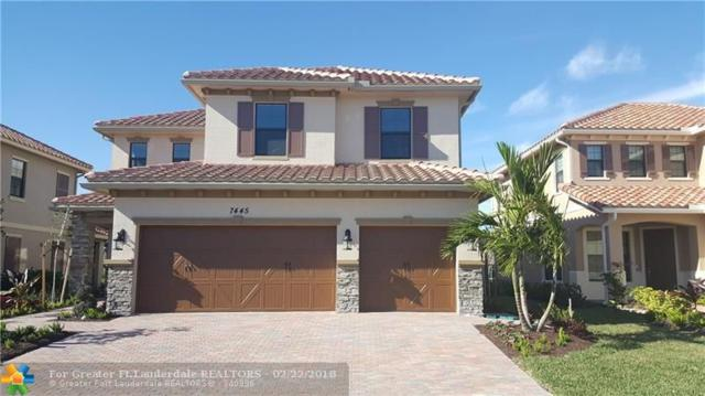 7445 NW 109th Way, Parkland, FL 33076 (MLS #F10110195) :: Green Realty Properties
