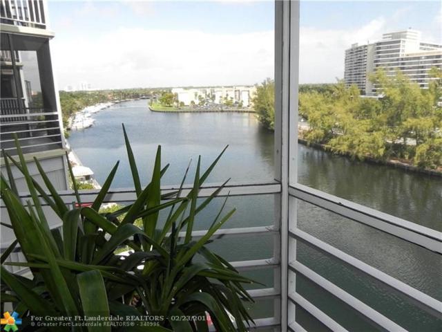 300 Diplomat Pkwy #710, Hallandale, FL 33009 (MLS #F10110316) :: Green Realty Properties