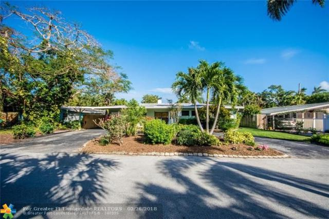 1210 SE 13th Ter, Fort Lauderdale, FL 33316 (MLS #F10110387) :: Green Realty Properties